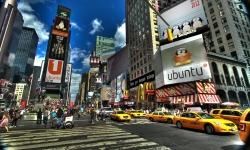 Time Square Ubuntu