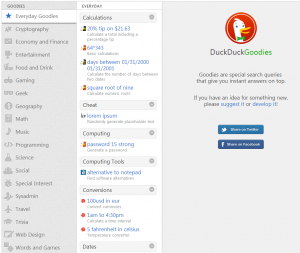duckduckgo-goodies